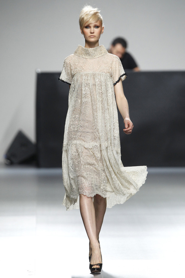Madrid Fashion Week A/W 2012: Juana Martin. Изображение № 18.