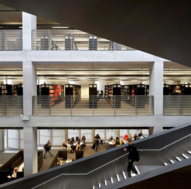 Здание Университета Гринвича / Heneghan Peng Architects. Изображение № 29.
