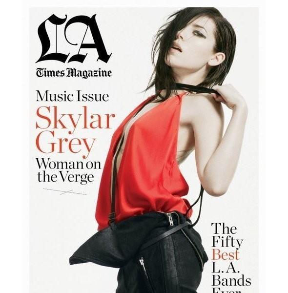 Изображение 3. Обложки: Harper's Bazaar, Jalouse, L'Officiel и другие.. Изображение № 2.