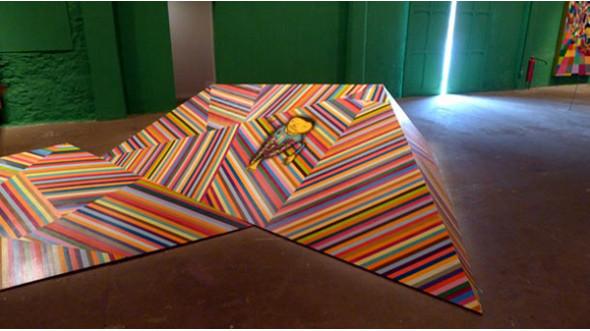 Дизайн-дайджест: Книга мифов о Бэнкси, выставка Ай Вэйвэя и арт-ярмарка FIAC в Париже. Изображение № 47.