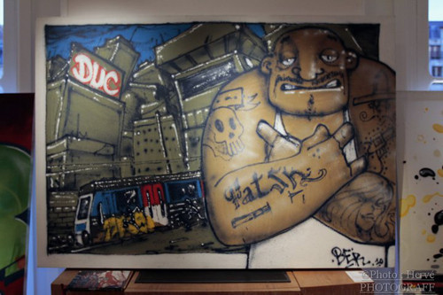 Граффити-аукцион. Изображение № 15.