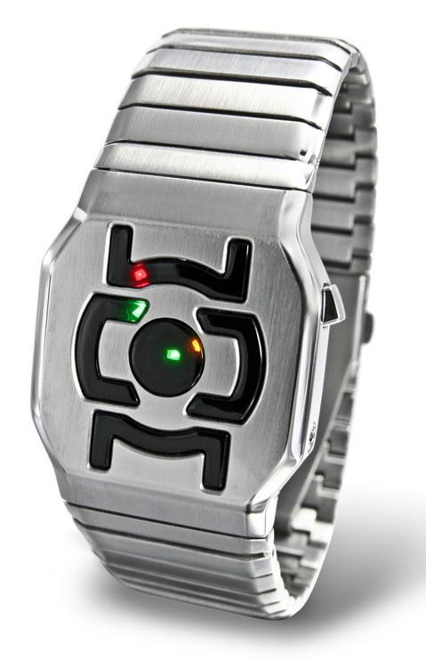 Часы отTokyoflash. Изображение № 3.