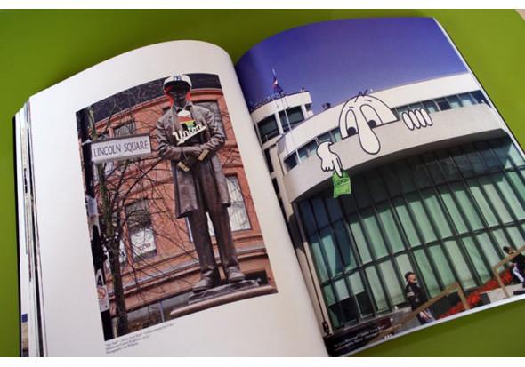 Не ждали: 8 альбомов о стрит-арте. Изображение № 92.