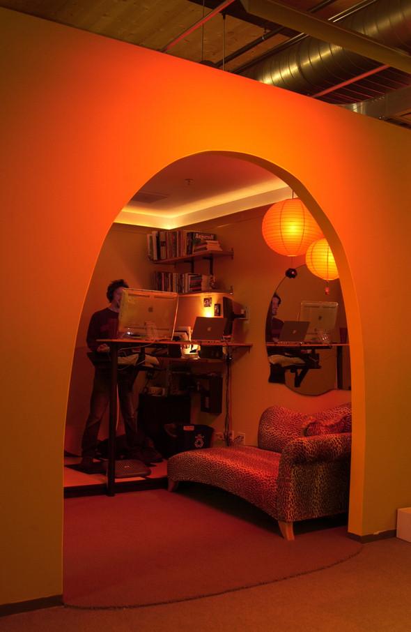 Изображение 9. 23 офиса, работать в которых - одно удовольствие.. Изображение № 82.