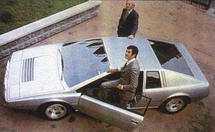 Десять лучших автомобильных проектов 60х-70х-80х годов. Изображение № 4.