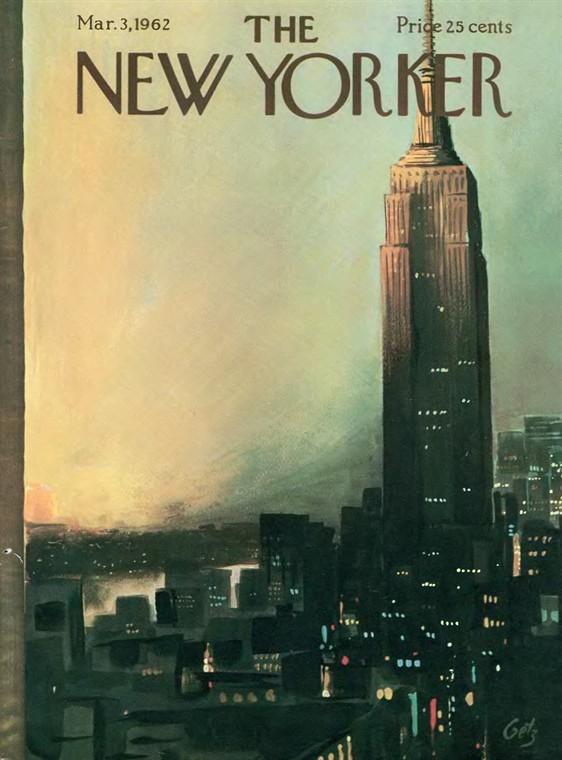 Обложки TheNew Yorker. Изображение № 38.