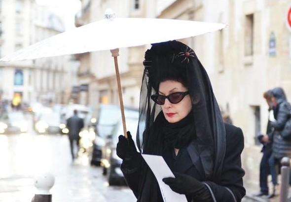 Головные уборы гостей Spring 2012 Couture. Изображение № 11.