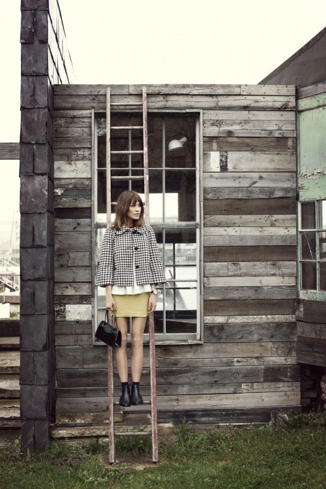 Лукбуки: H&M, Zara, Urban Outfitters и другие. Изображение №75.