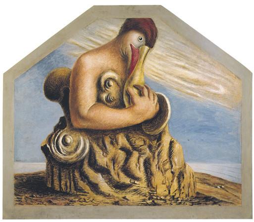 Гид по сюрреализму. Изображение №33.