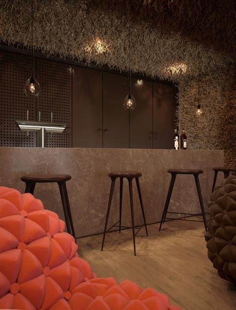Под стойку: 15 лучших интерьеров баров в 2011 году. Изображение № 44.