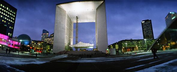 Изображение 23. Париж: современная архитектура.. Изображение № 25.