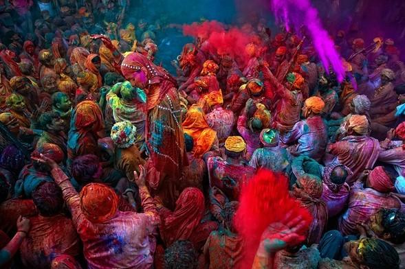 Торжество цвета. Poras Chaudhary. Изображение № 6.