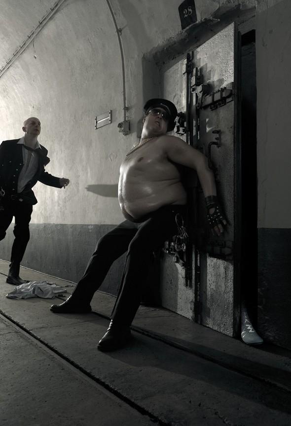 Кристофер Гилберт – знаменитый секретный фотограф. Изображение № 11.
