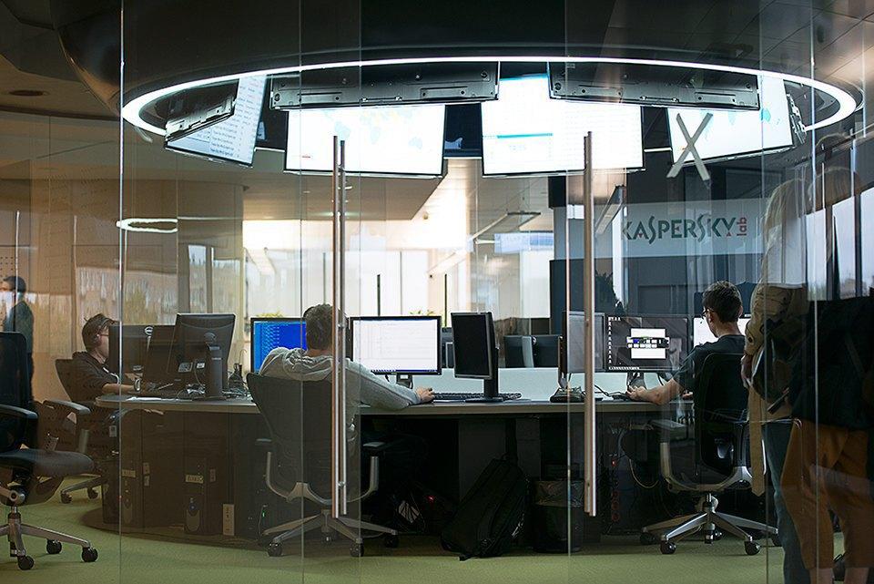 Что происходит в новом офисе Лаборатории Касперского. Изображение № 16.