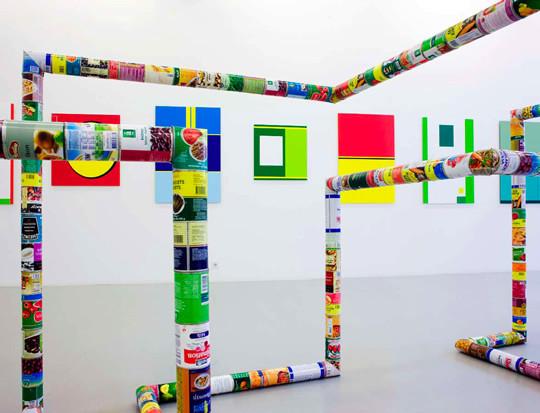 Искусство где-то рядом: 10 художников, работающих с предметами быта. Изображение № 71.