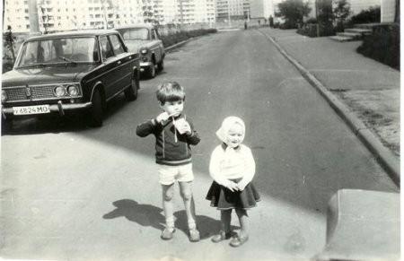 Люди прошлого. Изображение № 51.