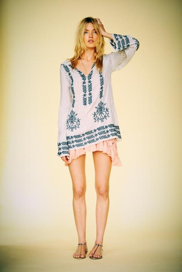 Лукбуки: H&M, Free People, Mango и Zara. Изображение № 23.
