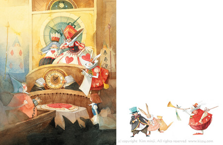 Kimmin ji– акварель видеальном исполнении. Изображение № 17.
