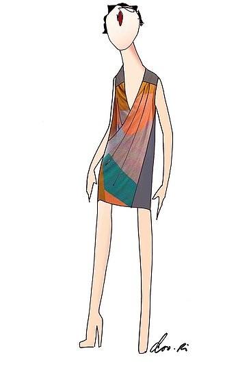 Модный дайджест: Джеймс Франко для Gucci, сари Hermes, сингл Burberry. Изображение № 15.