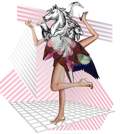 Клей, ножницы, бумага: 10 современных художников-коллажистов. Изображение № 16.