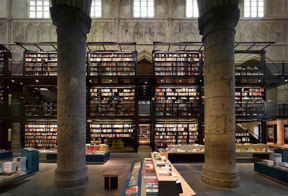 Самые необычные книжные магазины. Изображение № 14.
