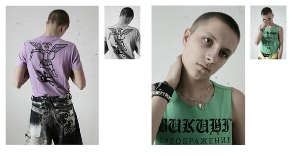 Лукбук: Gosha Rubchinskiy FW 2012. Изображение № 16.