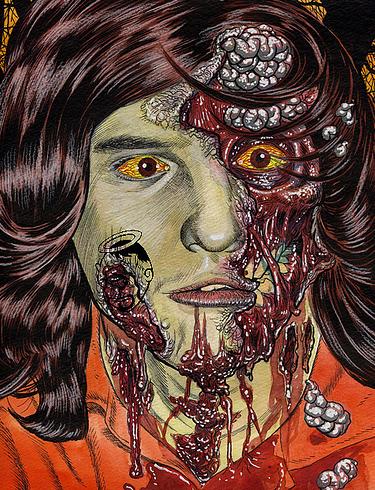 Зомби-портреты. Модно, качественно инедорого. Изображение № 2.