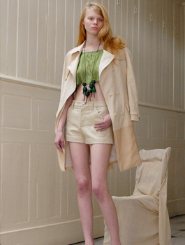 Томоко Яманака: практический опыт создания коллекции женской одежды. Изображение № 10.