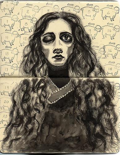 Мексиканская художница ERIKA KUHN. Изображение № 19.