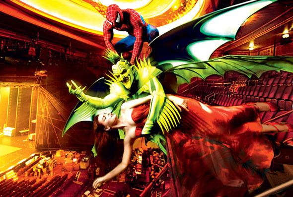 Супергерои в фотосъемках: 8 историй о тайне, подвигах и спасениях. Изображение № 56.
