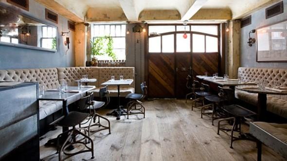 Под стойку: 15 лучших интерьеров баров в 2011 году. Изображение № 82.