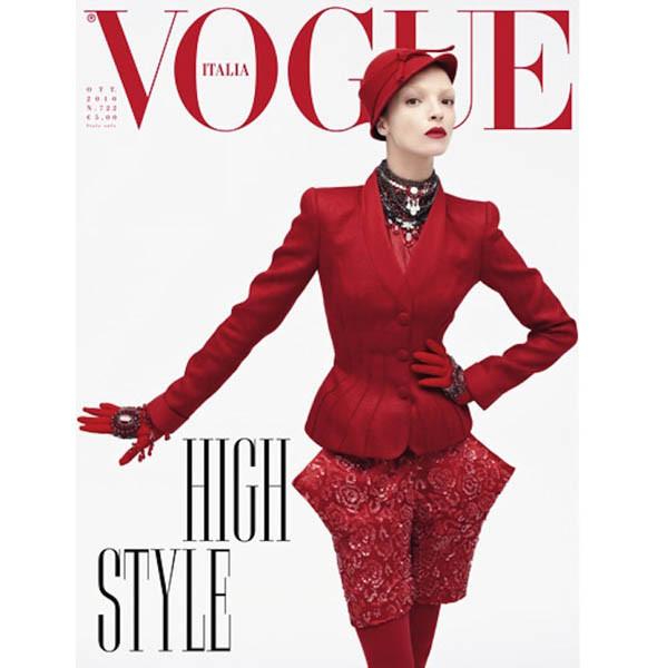 6 новых обложек Vogue: Австралия, Италия, Турция и другие. Изображение № 2.