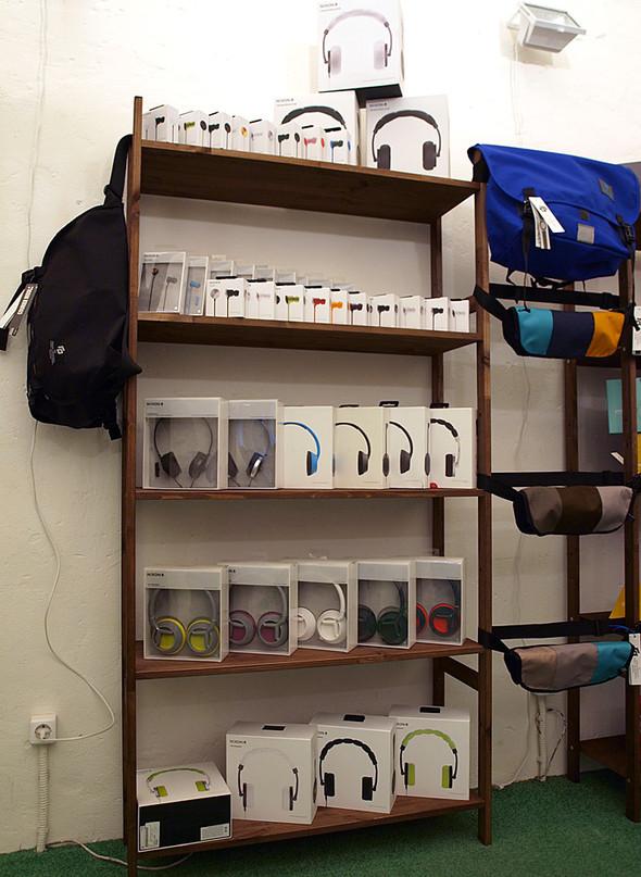 GOOD LOCAL — открытие мини-магазина в Питере. Изображение № 8.