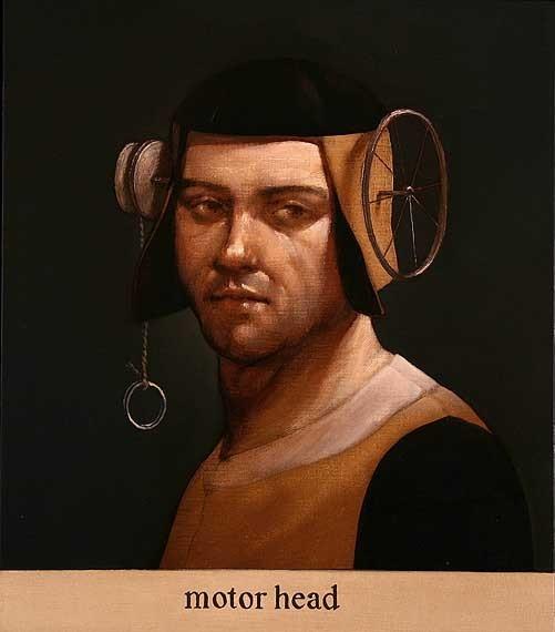 «Вероломство образов» Алана Макдональда. Изображение № 7.
