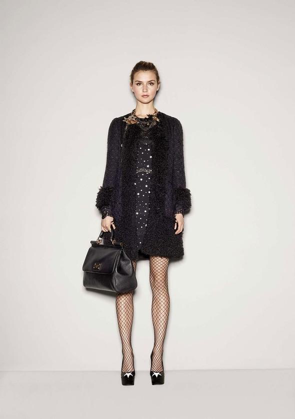Лукбук: Dolce & Gabbana FW 2011 Women's. Изображение № 79.