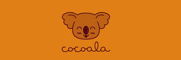 День шоколада. Вкусные шоколадные логотипы. Изображение № 10.