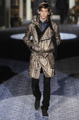 Milan Fashion week Летаргия Ferre и«таджикский гламур. Изображение № 9.