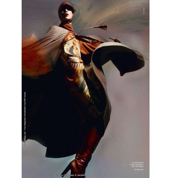 Превью кампании: Hermes FW 2011. Изображение № 4.