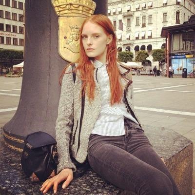 Новые лица: Каролине Бьёрнелюкке, модель. Изображение № 5.