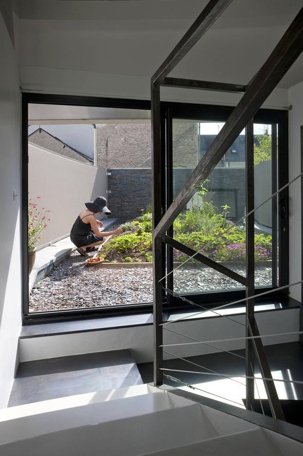 Огород на крыше дома от MU Architects. Изображение № 4.