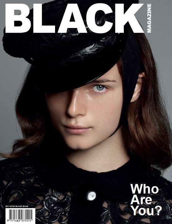 Обложки: L'Uomo Vogue и Black. Изображение № 3.