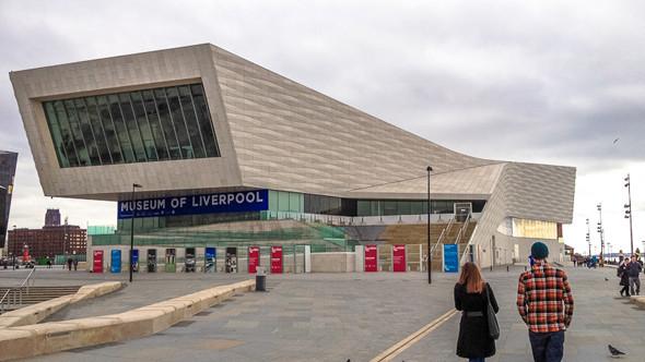 Музей Ливерпуля. Изображение № 28.