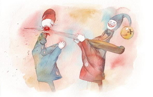 Изображение 5. Иллюстратор Reey Whaar .. Изображение № 5.