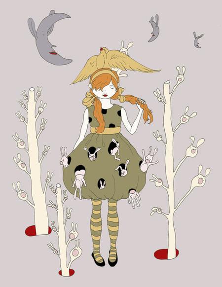 Уроки рукоделия отчудо художницы Elsa Mora. Изображение № 12.
