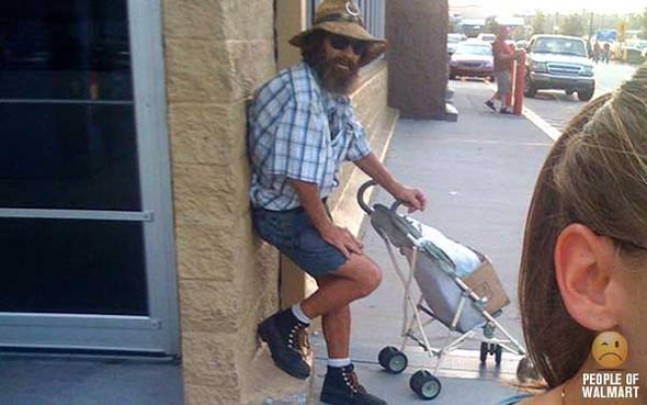 Покупатели Walmart илисмех дослез!. Изображение № 61.