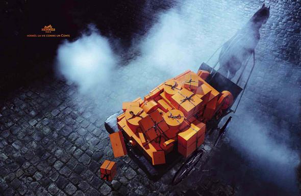 Рекламная кампания Hermes. Изображение № 1.
