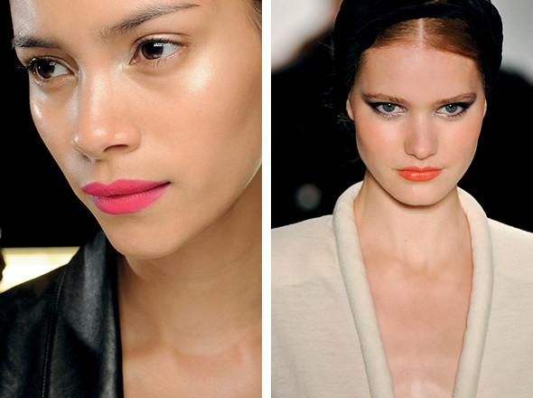 Изображение 16. Красная стрела: тенденции макияжа SS 2011.. Изображение № 1.