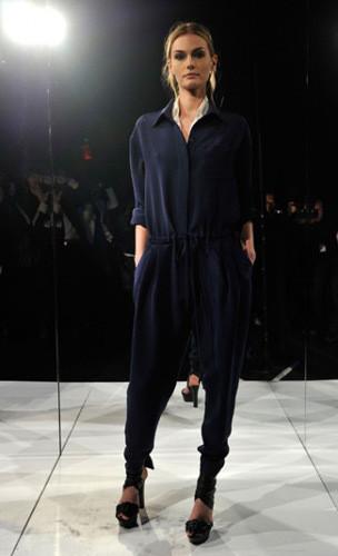 Lublu Kira Plastinina FW 2011 на показе на Нью-Йоркской неделе моды. Изображение № 19.