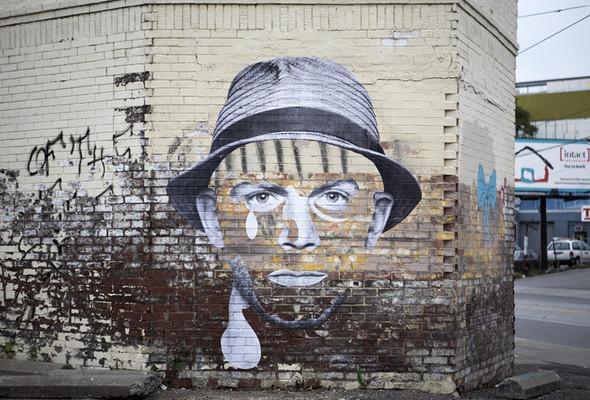 «Лица города» - арт-проект дизайнера Fauxreel. Изображение № 7.