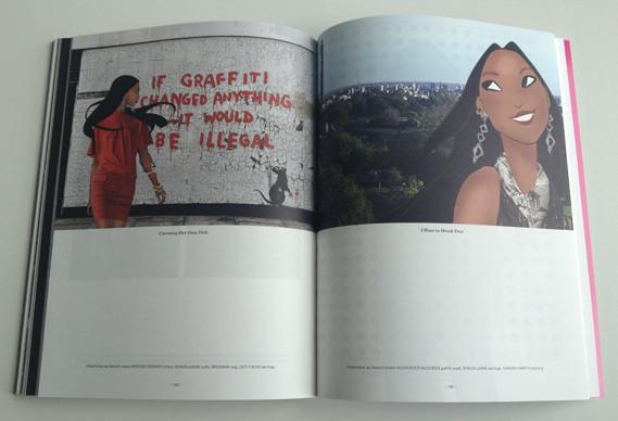 Журнал о моде Herself: только иллюстрации и никаких фотографий. Изображение № 12.
